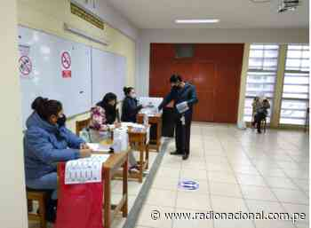 Huancayo: se normaliza instalación de mesas luego de lluvia intensa - Radio Nacional del Perú