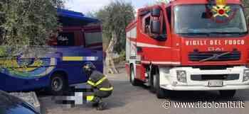 Tragedia sul lago: morto a Malcesine un autista schiacciato dal suo autobus - il Dolomiti