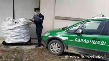 Gomme di auto e batterie esauste: denunciato trasportatore - FirenzeToday