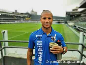 Santos renova com Carlos Sánchez até julho de 2023 - Plantao dos Lagos