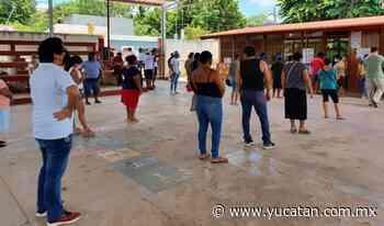 Cuatro detenidos en Ticul - El Diario de Yucatán