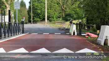 Harnes : après l'accident rue du Chemin-de-Fer, le conducteur activement recherché par la police - La Voix du Nord