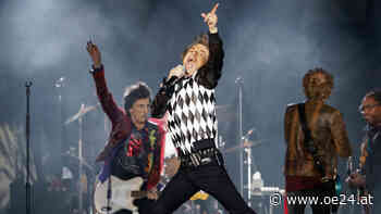 Rolling Stones: Österreich-Konzert zum 60er - oe24.at