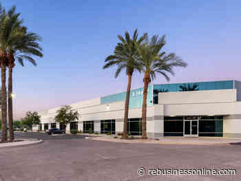Westmount Realty Capital Buys 134,713 SF Mountain Vista Commerce Center in Phoenix - REBusinessOnline