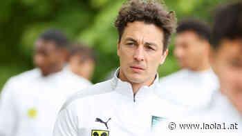 ÖFB-Team: Schrecksekunde für Julian Baumgartlinger im Training - LAOLA1.at