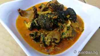 How To Make Ofe Owerri — Guardian Life - Guardian Nigeria