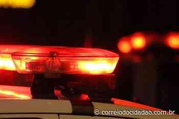 Condutor embriagado tenta fugir da polícia, em Laranjeiras do Sul – Correio do Cidadão - Correio do CIdadão