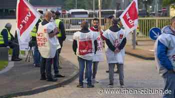 Rund 30 Busfahrer im Ausstand: Schülerbeförderung im Kreis Altenkirchen funktioniert trotz Streik - Rhein-Zeitung