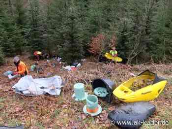 Illegale Müllentsorgungen häufen sich im Kreis Altenkirchen - AK-Kurier - Internetzeitung für den Kreis Altenkirchen
