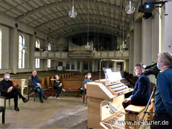 Orgel und Spieltisch faszinieren in der Konzertkirche Altenkirchen - AK-Kurier - Internetzeitung für den Kreis Altenkirchen