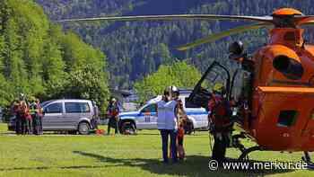 Berchtesgaden/Bayern: Bergsteigerin stürzt 80 Meter in den Tod - Ehemann muss alles mit ansehen - Merkur.de