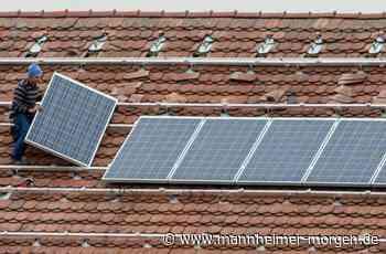 Ladenburg: Kommt die lokale Solarstrom-Initiative? - Ladenburg - Nachrichten und Informationen - Mannheimer Morgen