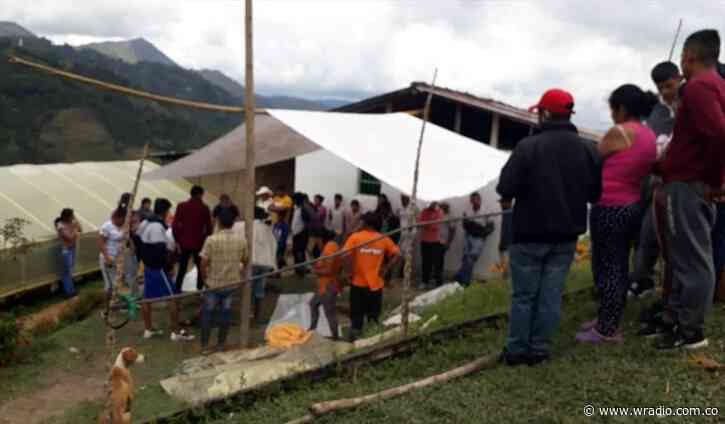 Los nuevos detalles de la masacre en Inzá, Cauca - W Radio