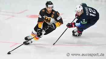 Eishockey: 930.000 Menschen sehen Spiel um Platz drei bei Sport1 - Eurosport DE