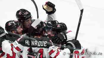Kanadas Eishockeyteam veredelt Cinderella-Story - sportschau.de