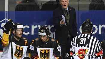 Eishockey-Weltrangliste: DEB-Team springt auf Rang fünf - Deutschland dank starker WM verbessert - Eurosport DE