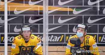Eishockey WM 2021: Seider bester Verteidiger - Holzer auch im All Star Team - SPORT1