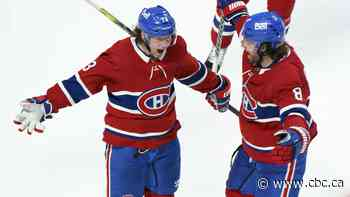 Canadiens sweep Jets with Toffoli's winner in overtime