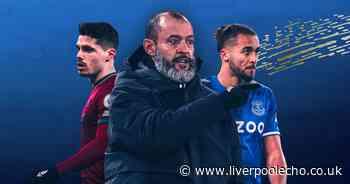 Everton sent £150m triple transfer message as Nuno favourite worth £70m