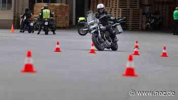 Den Schmutz von der Seele fahren: Mit dem Motorrad durch Bad Essen - noz.de - Neue Osnabrücker Zeitung