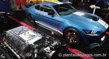 Mustang elétrico supera produção do modelo a gasolina - Notícias - Plantao dos Lagos