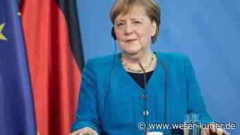TVNOW zeigt Dokureihe über Angela Merkel - WESER-KURIER - WESER-KURIER