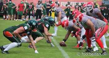 Endlich wieder American Football in Potsdam – Football-Fan.de - Football-Fan.de