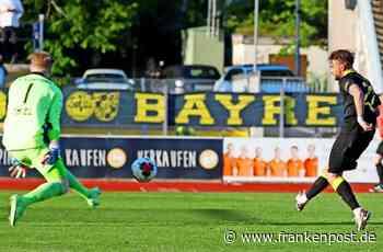 2:1 gegen Illertissen - SpVgg Bayreuth steht im Ligapokalfinale - Frankenpost
