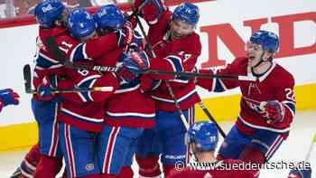 Montreal Canadiens stehen im Halbfinale der Playoffs - Süddeutsche Zeitung