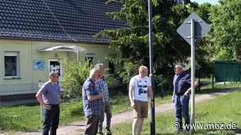 Verkehr zwischen Beeskow und Fürstenwalde: Anwohner fordern - Bundesstraße B 168 soll um Pfaffendorf in Rietz-Neuendorf einen Bogen machen - moz.de
