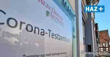 Testzentren in Springe bleiben vorerst geöffnet - Hannoversche Allgemeine