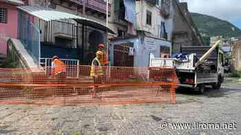 Castellammare di Stabia. Demolito l'altarino dei tre pregiudicati nel centro storico - ROMA on line