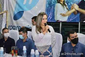 Wilsilene é nomeada secretária de administração em Cruzeiro do Sul - ac24horas.com