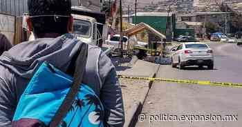 Baja California registra ataque armado y halla restos humanos en casillas - Expansión Política