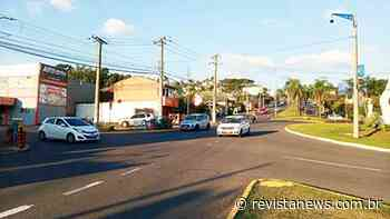 Campo Bom: radar fixo já está em funcionamento na lomba da Avenida Brasil - Revista News