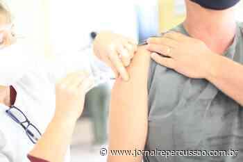 Campo Bom inicia vacinação para pessoas acima de 52 anos e segue imunizando professores neste sábado - Jornal Repercussão