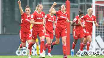 Frauen Bundesliga News: FC Bayern ist Meister vor dem VfL Wolfsburg - Sky Sport