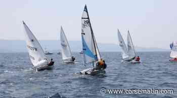Les voiles d'Ajaccio s'ouvrent dans le golfe - Corse-Matin
