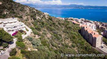 Tensions autour d'une construction résidence des Îles à Ajaccio - Corse-Matin