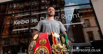 Josh Taylor's undisputed triumph can inspire Scotland at the Euros