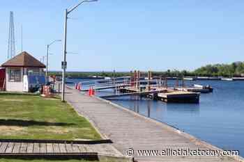 Blind River Council to use FedNor grant for marina upgrades - ElliotLakeToday.com