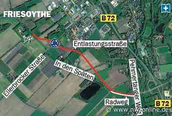 Investition in Entlastungsstraße: Münsterlandring-Bau in Friesoythe wird konkret - Nordwest-Zeitung