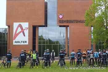 Duo organiseert alternatief voor 1.000 kilometer tegen Kanke... (Aalter) - Het Nieuwsblad