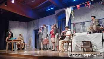 """Valdobbiadene, la Compagnia Teatro InStabile festeggia i primi 10 anni di attività con lo spettacolo """"Natale in casa Cupiello"""" - Qdpnews"""