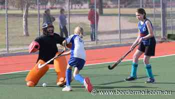 GALLERY: Norths/Magpies and Beechworth clash in Hockey Albury-Wodonga under-12s - The Border Mail