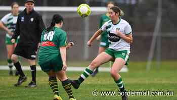 Albury United thrashes nearest rival St Pats by 10 goals in AWFA senior women - The Border Mail