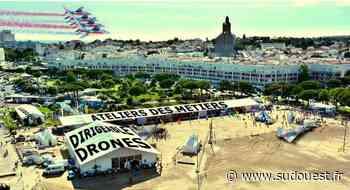 À Royan, Le Rêve d'Icare va faire découvrir les métiers de l'aéronautique - Sud Ouest