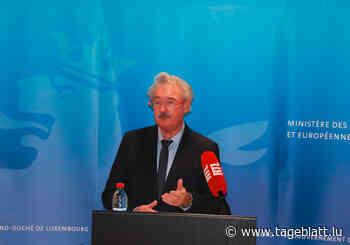 Jean Asselborn weiht neues Erstaufnahmezentrum in Luxemburg-Stadt ein - Tageblatt online