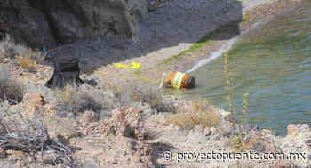 Identifican cuerpo encontrado dentro de un tambo flotando en el mar de Guaymas - Proyecto Puente