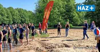 Langenhagen: IGS Langenhagen richtet erstmals Triathlon um den Waldsee aus - Hannoversche Allgemeine